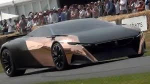 onyx peugeot peugeot onyx supercar concept goodwood festival of speed 2013