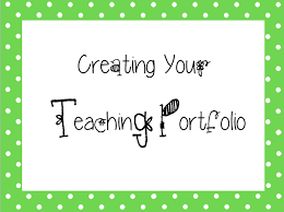 teaching portfolio template 28 images best photos of teaching