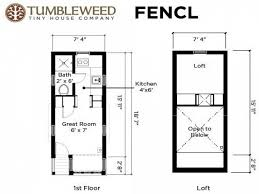 tiny home floor plan tiny house floor plans houses on wheels lrg cebca tikspor