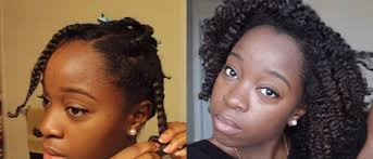 Protective Styles For Short Transitioning Hair - 6 ways to blend transitioning hair curly hair lounge