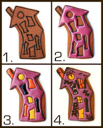 how to decorate your very own hauntedhouse halloween cookies by