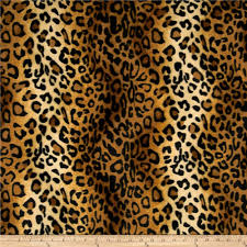 leopard fabric faux fur leopard velboa brown discount designer fabric fabric com