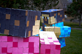 Minecraft Costume Maydae Minecraft U0026 Brave Halloween Costumes