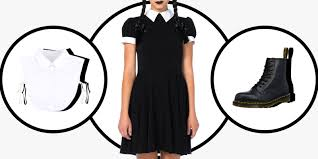 wednesday addams halloween costume best wednesday addams costume ideas for 2017 best wednesday