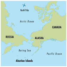 map of aleutian islands the aleutian islands and the atacama desert archipelago alaska