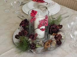 composizione di candele riordinario tavola di natale