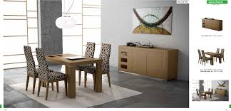 Modern Dining Room Furniture Sets 20 Irene Table Walnut Modern Casual Dining Sets Dining