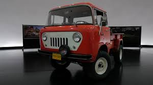 jeep fc 150 1960 jeep forward control 150 photo gallery autoblog