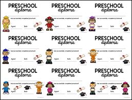 preschool graduation diploma diploma collage jpg