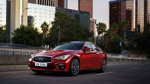 Bmw M3 Red - new infiniti q50 red sport 400 takes aim at bmw m3 the drive
