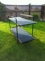 OZTRAIL CAMPING BUNK BEDS In Whinmoor West Yorkshire Gumtree - Oztrail bunk beds