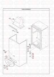 main multipoint bf water heater appliance diagram case assembly