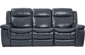 blue sofas u0026 couches fabric microfiber u0026 more
