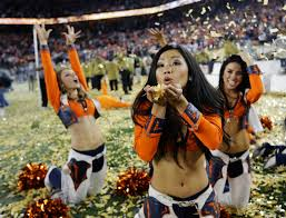 Denver Broncos Cheerleader Halloween Costume Featured Galleries Photo Essays Nfl Nfl