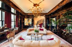 celebrity homes interior tommy hilfiger plaza penthouse is for sale news events