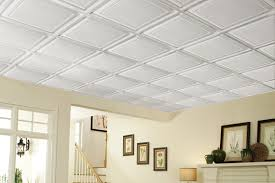 How To Soundproof A Basement Ceiling by Basement Ceiling Ideas Basement Ceiling Installation Houselogic
