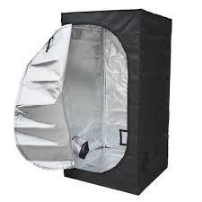 chambre de culture 100x100x200 mastergrow 100x100x200 cm intérieur hydroponique élèvent la tente