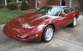 1991 corvette colors 1991 corvette paint cross reference