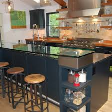 modern kitchen utensils countertops simple fruits bowl modern kitchen recycled glass