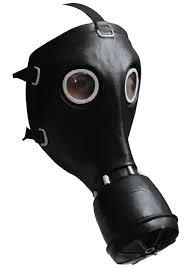gas mask costume black gp 5 gas mask