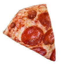 carrello a cuscino d funshop ch pezzo di pizza cuscino cuscini pezzo di pizza