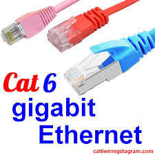 uses of cat 6 gigabit ethernet for network connection cat5 cat6