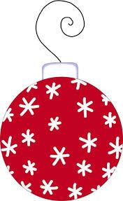 51 Best Clip Art Christmas Ornaments Images On Pinterest