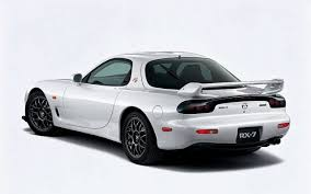 mazda latest models mazda rx7 beautiful sports car pictures model history and