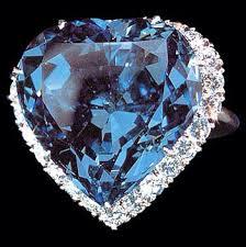millennium star famous diamonds the blue heart gemma news service