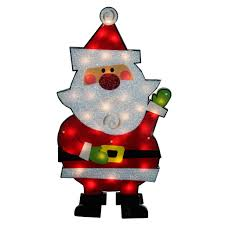 Lighted Christmas Window Decorations Canada by 30