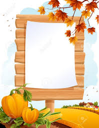 thanksgiving clipart landscape pencil and in color thanksgiving