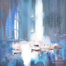 burj al arab paintings fine art america