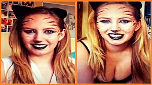 cute halloween cat makeup tiger cat halloween makeup costume tutorial makeupbykate youtube