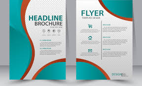 brochure design templates cdr format free download bbapowers info