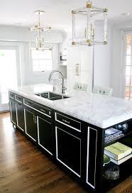 Black And White Kitchens 158 Best Manhattan Beach White Kitchen Images On Pinterest