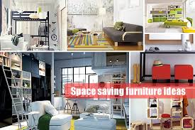 Space Saving Living Room Furniture Furniture For A Compact Living Space
