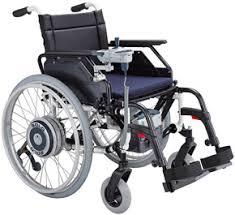 chaise roulante lectrique le système de propulsion