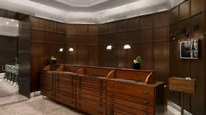 Hotel Lobby Reception Desk by Upper West Side Hotels Hotel Belleclaire Hotels On Upper West