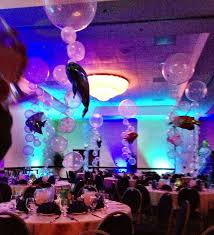 the sea decorations 53 best the sea images on prom themes