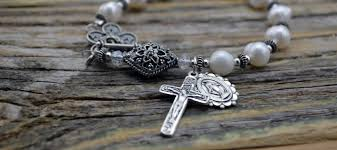 unique rosaries heavenly bound rosaries and gifts of faith heavenlybound