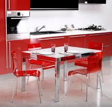 15 red kitchen design ideas u2014 the home design 15 red kitchen