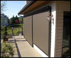 Patio Roll Down Shades Exterior Rolling Screens Denver