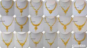 golden necklace women images Latest light weight gold necklace designs gold necklace for jpg