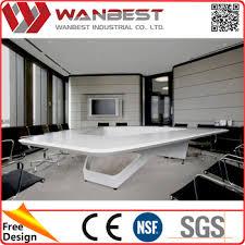 tapis de bureau personnalisé table de conférence plans photos tapis énorme personnalisé marbre