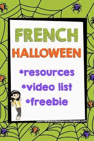 here u0027s an idea french interactive halloween activities a
