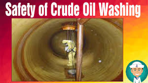 safety of crude oil washing youtube