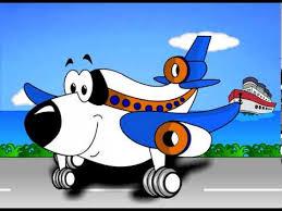 imagenes animadas de aviones avion animado youtube