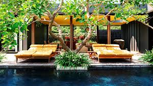 Outdoor Bedrooms by W Bali Seminyak Villas Wow Two Bedroom Pool Villa