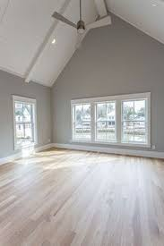 gray walls with wood trim paint colors that go well with wood