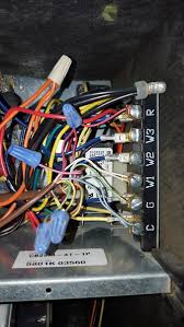 heat pump thermostat replacement hvac diy chatroom home